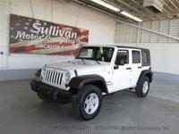 BUY WITH CONFIDENCE! CARFAX 1-Owner Wrangler Unlimited