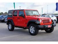 2013 JEEP Wrangler Unlimited 4WD 4dr Sport TACHOMETER AIR.