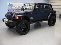 UNLIMITED SAHARA PACKAGE - 4X4 - FREEDOM HARD TOP -