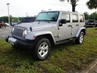 2013JeepWrangler UnlimitedSahara3.6L V6Want to feel