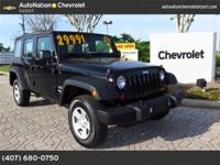 2013 Jeep Wrangler Unlimited. Our Area is: AutoNation
