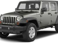 2013 Jeep Wrangler Unlimited For Sale.Features:Four