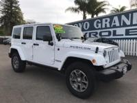 Options:  2013 Jeep Wrangler Unlimited 4Wd 4Dr Rubicon