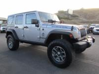 Options:  2013 Jeep Wrangler Unlimited Rubicon|3.6L V6
