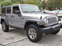 CARFAX 1-Owner, Jeep Certified, ONLY 55,374 Miles!