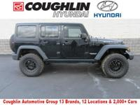 ***This 2013 Jeep Wrangler Unlimited Rubicon is a great