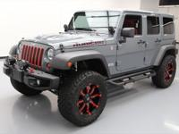 2013 Jeep Wrangler with Rubicon 10th Anniversary
