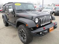 Familiarize yourself with the 2013 Jeep Wrangler