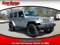 RUBICON TRIM LEVEL, 4 WHEEL DRIVE, COLOR MATCHED HARD