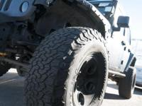 LOW MILES - 53,256! Rubicon trim. Satellite Radio,