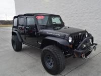 Check out this gently-used 2013 Jeep Wrangler Unlimited
