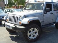 Options:  2013 Jeep Wrangler Unlimited 4Wd 4Dr Sahara|4