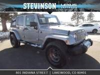 Stevinson Lexus is offfering this. 2013 Jeep Wrangler
