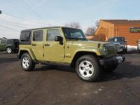 Options:  2013 Jeep Wrangler Unlimited Sahara|4X4