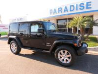 Options:  2013 Jeep Wrangler Unlimited 4Wd 4Dr
