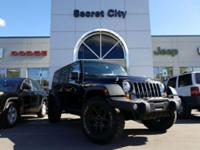 Secret City Chrysler Dodge Jeep Ram is proud to offer