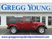 Deep Cherry Red Crystal Pearlcoat 2013 Jeep Wrangler
