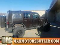 Recent Arrival! 2013 Jeep Wrangler Unlimited Sport