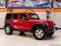 2013 Jeep Wrangler Unlimited Sport 4X4 Hard Top