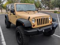 Options:  2013 Jeep Wrangler Unlimited|Vin: