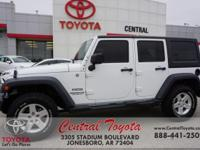 CARFAX One-Owner. Clean CARFAX. 2013 Jeep Wrangler