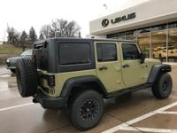 Looking for a clean, well-cared for 2013 Jeep Wrangler