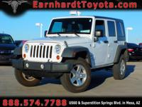 We are excited to offer you this 1-OWNER 2013 JEEP