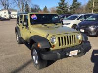 Options:  2013 Jeep Wrangler Unltd Sport|Local Trade