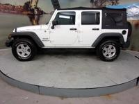 2013 Jeep Wrangler CARS HAVE A 150 POINT INSP, OIL