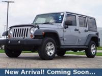 2013 Jeep Wrangler Unlimited Sport in Billet Metallic