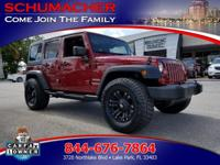 Options:  2013 Jeep Wrangler Unlimited Sport| |Advanced