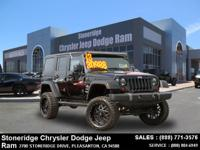 Options:  2013 Jeep Wrangler Unlimited Sport