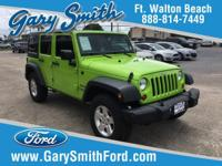 Options:  2013 Jeep Wrangler Unlimited Sport|This Ride