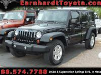 We are excited to offer you this *1-OWNER 2013 JEEP