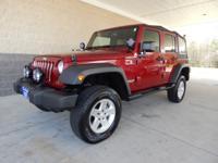 Exterior Color: red, Body: SUV, Engine: 3.6L V6 24V