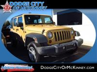 You're going to love the 2013 Jeep Wrangler Unlimited!