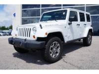 2013 Jeep Wrangler Unlimited SUV 4X4 Rubicon Our