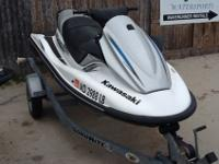 2013 Kawasaki STX-15F Jet Skis For Sale - $5500