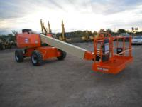 2013 JLG 600S 2013 JLG 600S Package 4 Ansi Usa Usa Spec