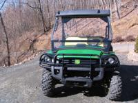 Up for sale for $2500 is a 2013 John Deere Gator 825i