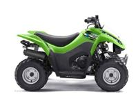 Kid-Sized ATV is Back! For youth ATV riders age six