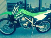 Motorcycles Off-Road 1131 PSN . 2013 Kawasaki KLX140L
