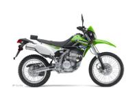 2013 Kawasaki KLX250S KLX250S  On- or Off-Road Fun is
