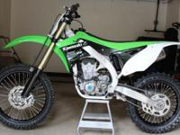 For Sell: 2013 KX450F. This bike is in perfect
