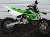 Motorcycles Motocross 7221 PSN . 2013 Kawasaki KX100 So