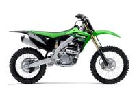 2013 Kawasaki KX250F NEW AND READY TO ROLL. the