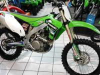 2013 Kawasaki KX450F Time to get unclean and test your