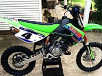 2013 Kawasaki Kx 85, Ultimate WINNING mx race bike !!