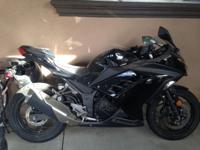 Kawasaki Ninja 300.. Very Good Condition. ! Rarely was