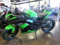 2013 Kawasaki Ninja 300 NINJA 300  Quick Strong and